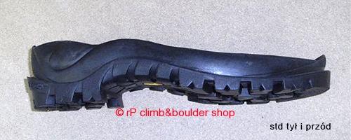 Wymiana spodu podeszwy butów trekkingowych
